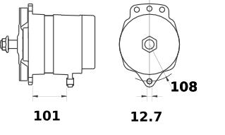 Генератор AAT3322 (IA1527) - схема