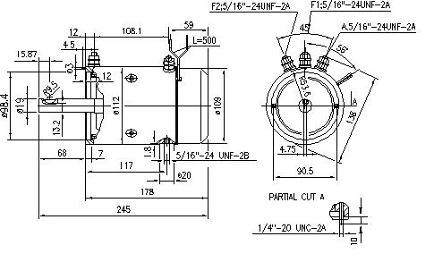 Электродвигатель AMJ4803 (MM 10, 11.216.877, IMM306877) - схема