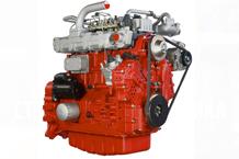 Двигатель Deutz с установленными на нем стартером и генератором производства Letrika(Iskra)