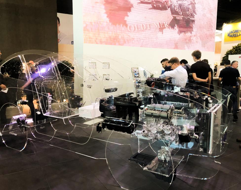 Искра АЕ на выставке во Франкфурте