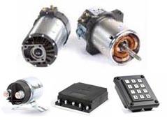Электродвигатели 12В 24В для гидробортов, погрузчиков, штабелеров, лебедок